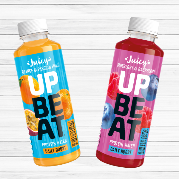 Upbeat Protein Water High in Protein, Daily Boost