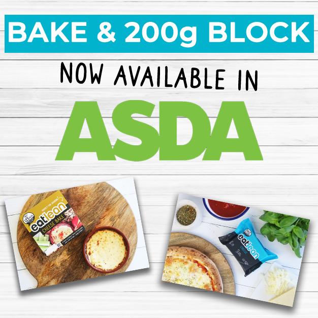Eatlean now available in ASDA