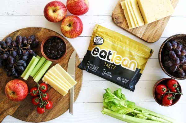 Eatlean Tasty with a selection of fruit and veg