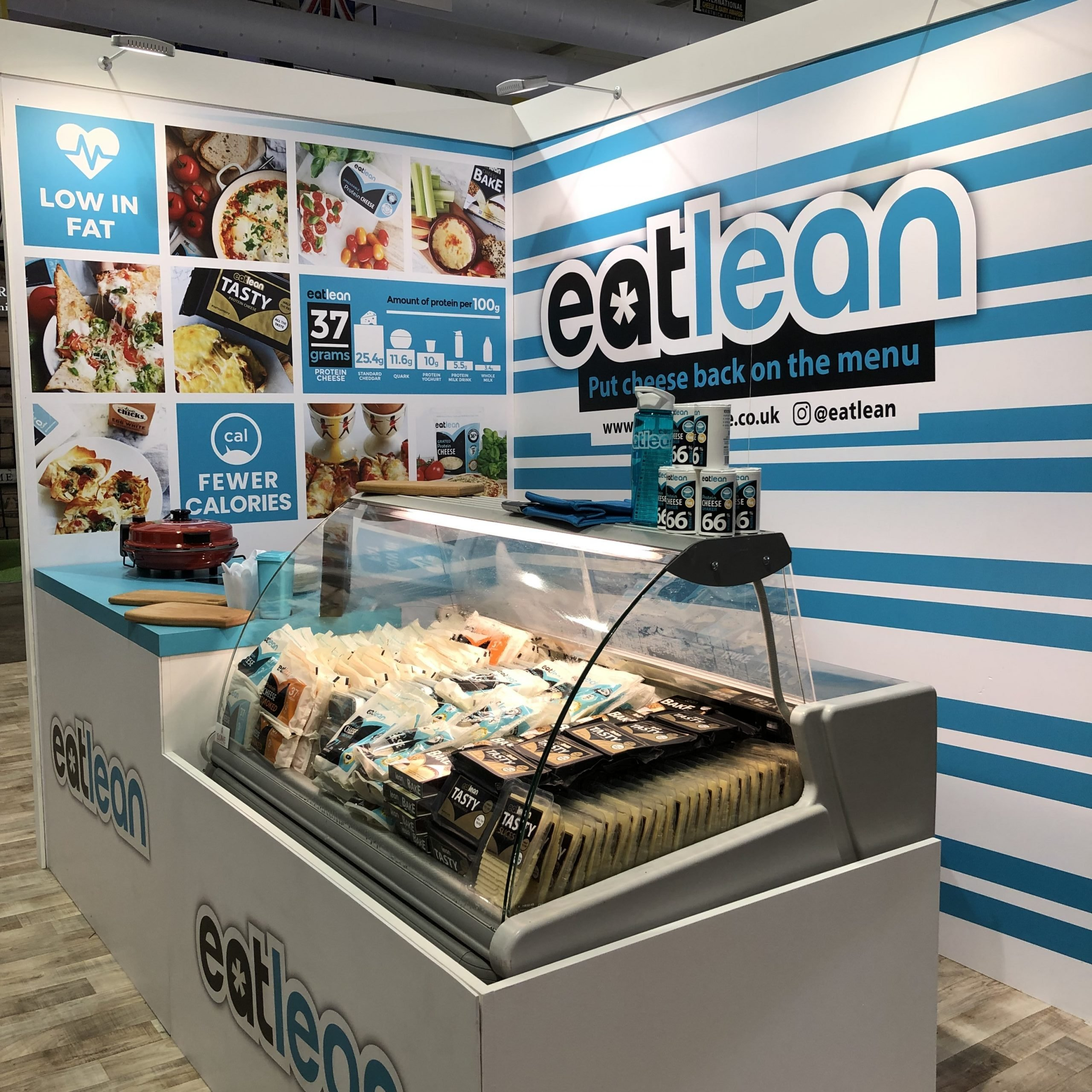 Eatlean Stand