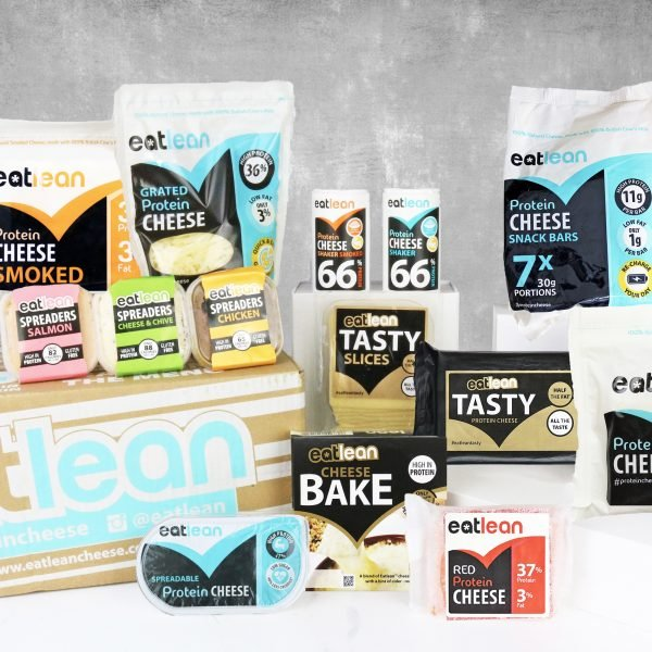 low fat high protein low calorie lactose free gluten free cheese hamper vegetarian