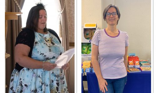 Wendy Dougal slimming world weight loss transformation