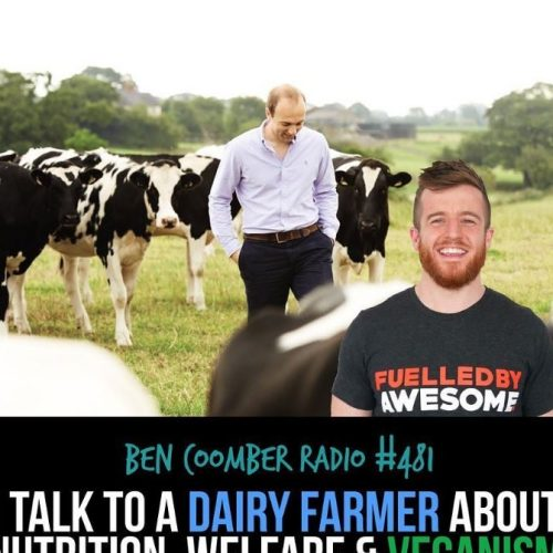 Ben Coomber radio episode 481