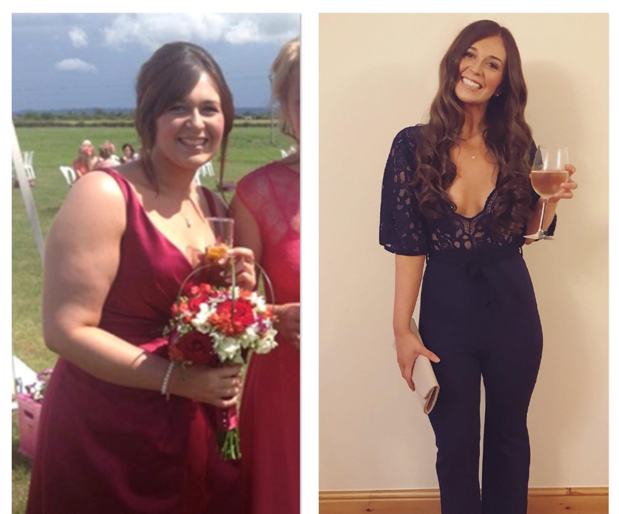 Slimming World Weight Loss Transformation