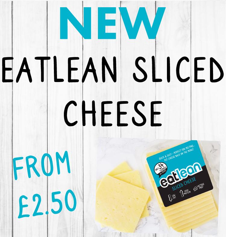 New Eatlean Sliced Cheese