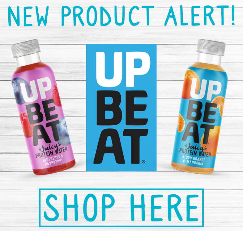 Eatlean Launches Upbeat Protein Water