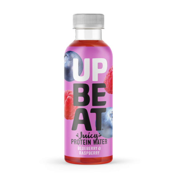 Upbeat Blueberry & Raspberry Protein Water