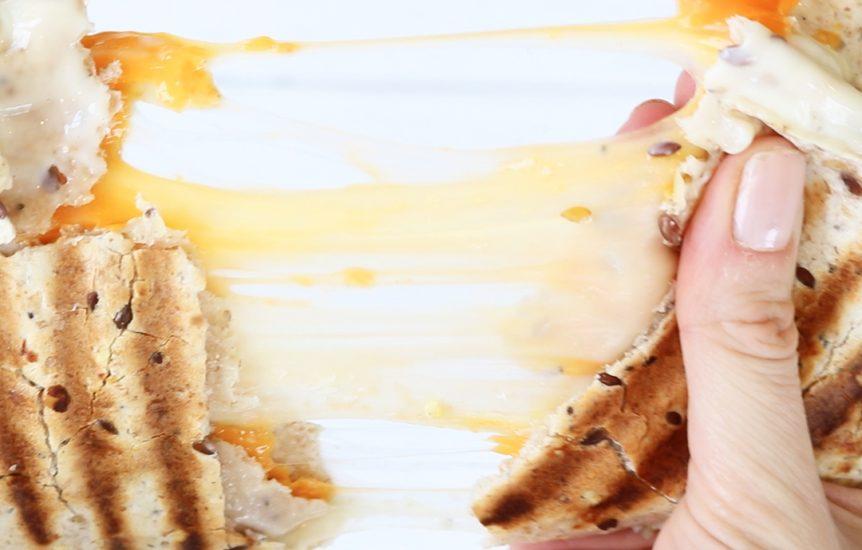 Four Cheese TikTok Tortilla Wrap