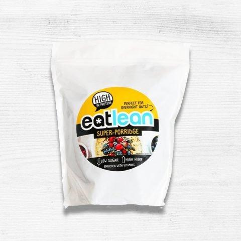 High protein vitamin enhanced porridge