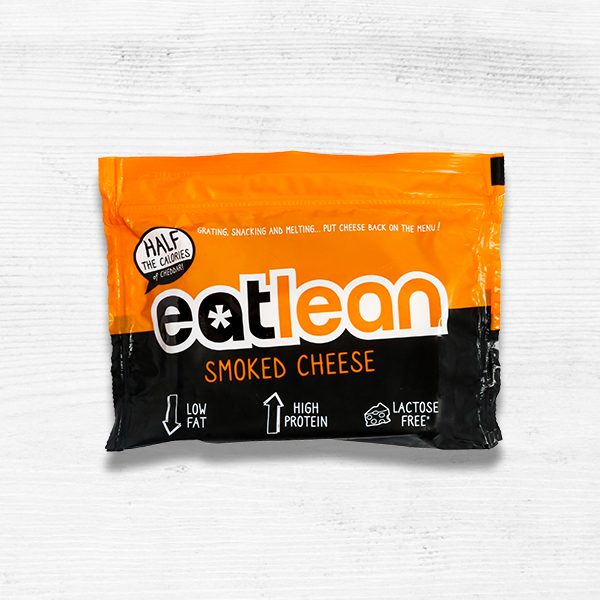 Eatlean Smoked Cheese lactose free smoked cheese