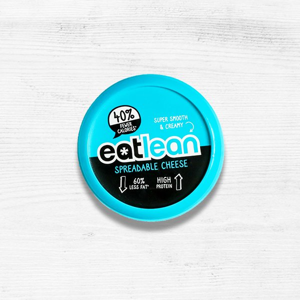 High Protein Eatlean Spreadable Cheese