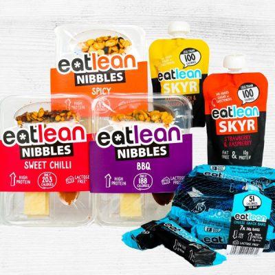 Eatlean on the go bundle